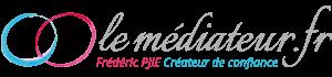 Le médiateur - Logo - Morbihan